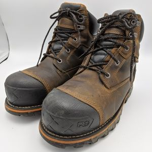 Timberland Pro Boondock Work Boots Safety Toe Mens